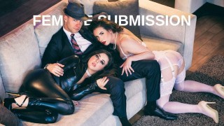 PURE TABOO Whitney & Casey Thank Master for Spanking