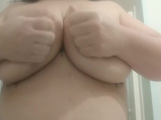 Watch my Big Busty Sisters Titties Bounce for me!