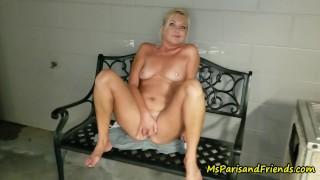 Ms Paris Will Masturbate ANYWHERE for ANYBODY