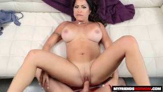 hot latina milf Julianna Vega gets fucked