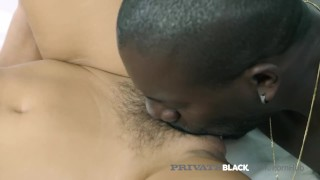 PrivateBlack - Tiny Wife Taylor Sands Gets Ass Fucked!