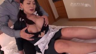 【無】淫美熟女 ホテル客室係 パート2 Rei Kitajima