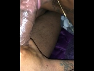 Can you suck my dick better than this bitch