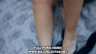 IL PRIMO VIDEO PORNO DI SARA RUBINI ITALIANA CON Max Felicitas