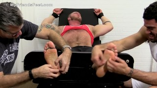 Aaron Bruiser want more trickle from daddy and Ricky Larkin