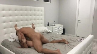Johnny invites Kendall over to fuck her beautiful ass