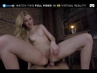BaDoinkVR.com Break Up Sex With Petite Blonde Alexa Grace
