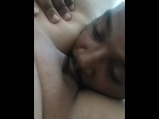 EATING SEXY ITALIAN PHAT ASS PUSSY