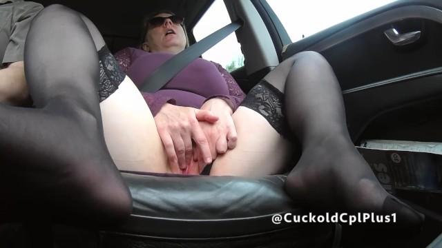 Auto Masturbation Road Trip