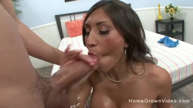 Big Black Tits White Cock