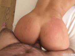Manuel Ferrara - Gina Valentina Hot Latina Spinner Begs For All That CUM