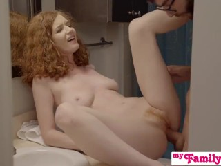 Girlfriend Caught Him Fucking His stepsister! - My stepfamily Pies S7:E1