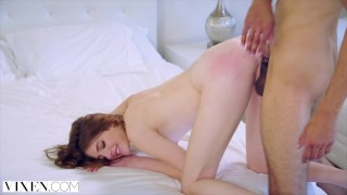 VIXEN Spoiled Teen Always Finds A Way To Get The Cock She Wants