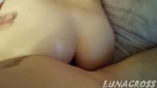 LUNACROSS PREGNANT GIRL RUN AWAY DURING HARD ANAL SEX