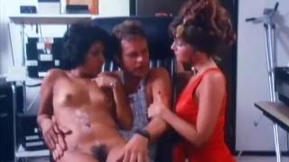 Classic Retro Threesome Vintage Fuck