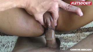 LETSDOEIT - Rough POV Sex With Hot Ice-Cream Seller Sandra Jimenez