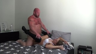 Horny Sex with my Muscle Bear (Part 4)