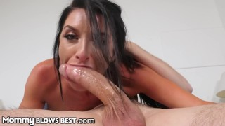 MommyBlowsBest I'll Suck Ur Dick If you Call me Step-Mommy!