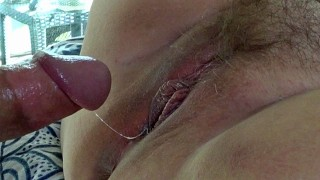 Cum Hairy Pussy Compilation