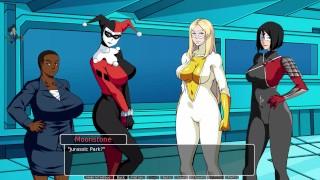 Dc/Marvel Comics Infinity Crisis Uncensored Gameplay Episode 3