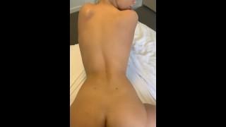 girl girl anal doggy
