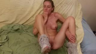 Hot MILF Fucking orgazm large Squriting she loves it