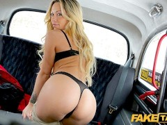 Fake Taxi The double cumshot taxi driver Fucks Jennifer Amilton