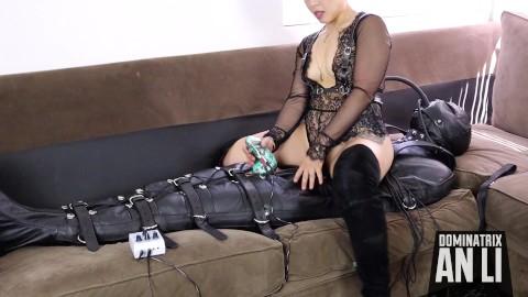 Bondage sleepsack Pea's Playtime
