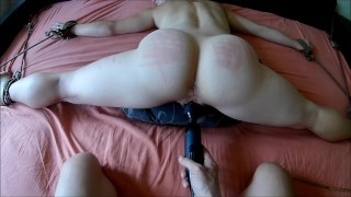 Girl Tied Up Fucked