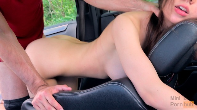 He Fucked me Hard during the Trip right in the Car! - Mini Diva ...