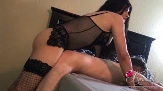 TS Karabella Breeds Billy's Butt