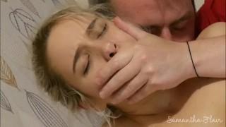 Warning!!! Dripping pussy! babe endures MASSIVE orgasm! Samantha Flair