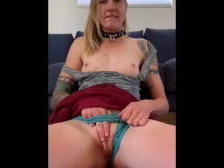 Horny Day I Need A Cock in my Puss