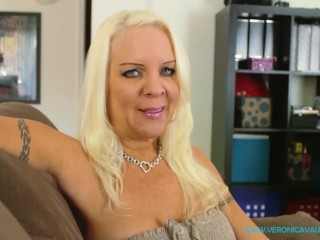 VIRTUAL POV SEX - Divorced MILF Veronica Is Horny Needs Your Cock