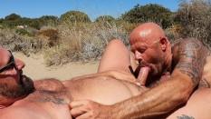 Beach Bum Cum!