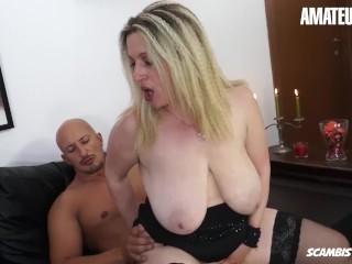 Matrigna italiana matura si fa inculare dal figlio al porno provino. Video porno matrigna matura italiana dialoghi italiano