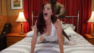 Amateur Hot MILF BBC Cheating Wife Bride's Interracial Cuckolding