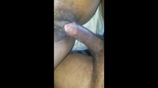 While He's At Work - Ep2 - bust a nut in her pussy while her man at work..