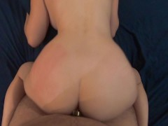 First Donk Buttplug Screw - Unexperienced Wifey Romped With Anal Buttplug In Ass