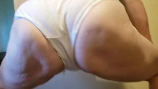 Twerking Granny Panties: ASSQUAKE by Seattle GanjaGoddess69 pawg big ass
