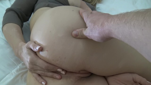 Snuck Condom Off And Accidentally Rammed It Up Her Ass Period Sex - JayandL