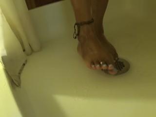 Teaser Clip for Pretty Native American Feet