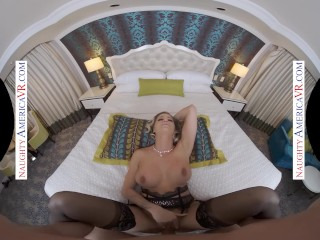 Naughty America – Jessa Rhodes finally gets her wet pussy on you