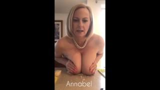 Annabel's Parmesan cheese play