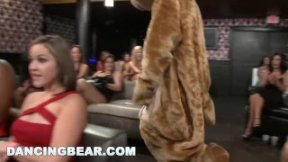 DANCING BEAR - A Wild CFNM Orgy The Likes Of Which You've Never Seen Before