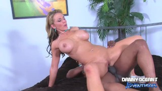 DOCEAN PAWG Nikki Sexxx Ass Fucked and Creampied by Black Dick