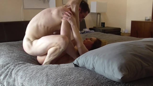 amateur couple loves to fuck and suck each other...