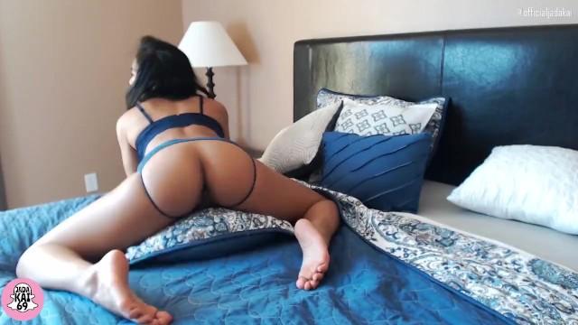 Hot Girls Humping Pillow