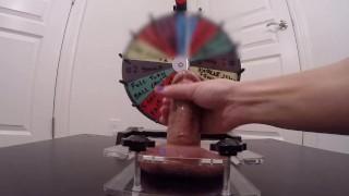 -Wheel Of Misfortune -Take # 1 - CBT Wheel Of Fun