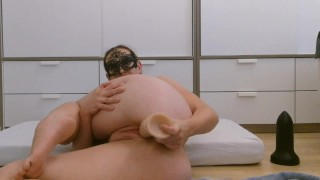 Two-minute-quickie by Norwegian milf amateur, thesecretlifeofsex